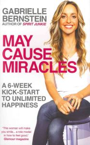 May cause miracles book