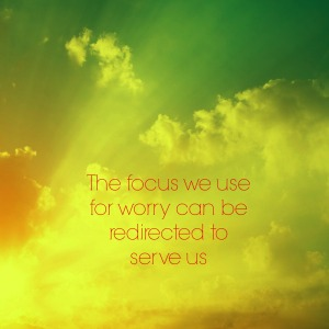 The focus for worry