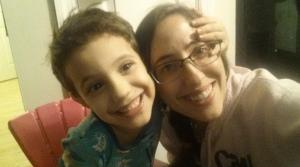 Theo and Mama