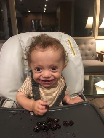 Niko likes to eat
