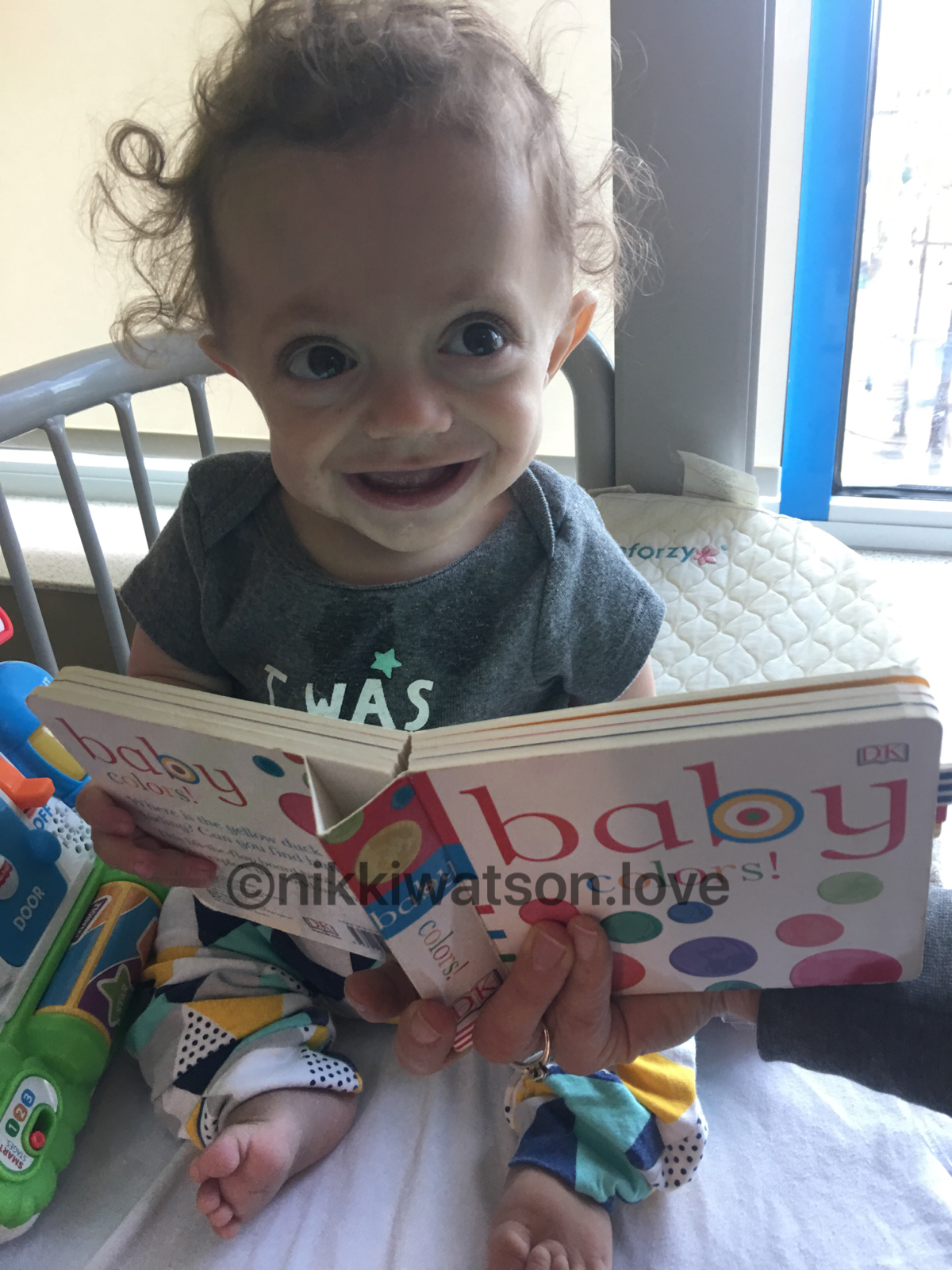 Books are a great gift for any baby!