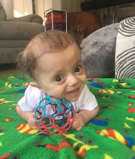 Oball toy for baby