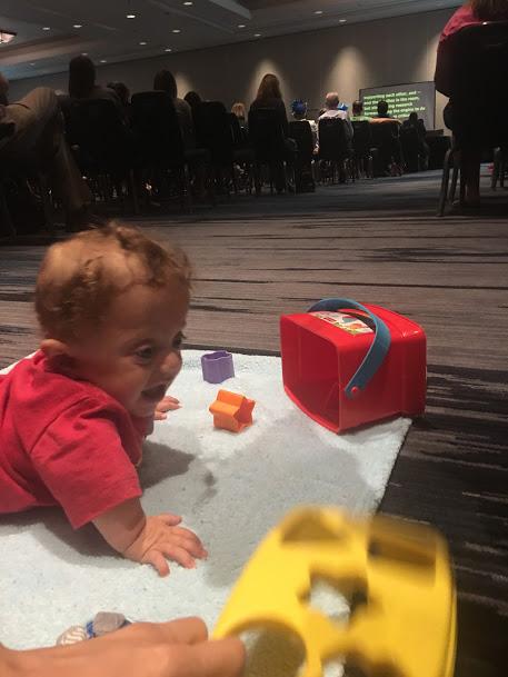 Shape sorter for baby