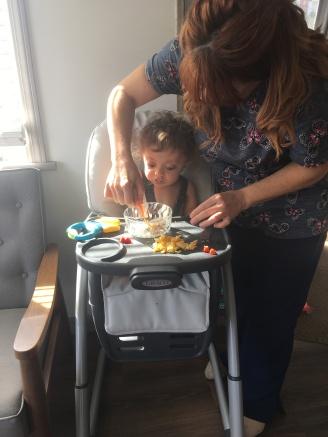 Ronna- feeding 2