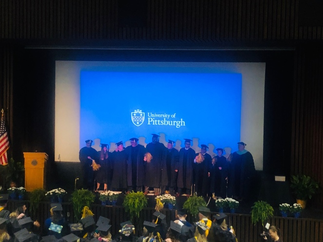 University of Pittsburgh Health and Rehabilitation Sciences Recognition Day Ceremony