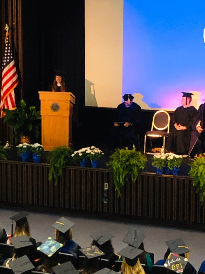 University of Pittsburgh Health and Rehabilitation Sciences Recognition Day Keynote Speech